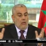 Benkirane : La torture «officiellement terminée» parfois des «exactions» pour «maintenir l'ordre»