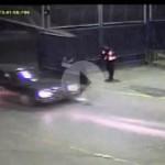 Neuf immigrants entrent à Melilla dans une voiture bellier qui a percuté la clôture frontalière (Vidéo)