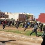 Environ 200 Sub-sahariens se sont rues vers la porte de Melilla un mort et plusieurs blesés