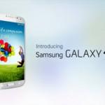 Samsung dévoile officiellement le Samsung Galaxy S4 avec écran 5 pouces Full HD Display