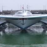 Le plus grand bateau solaire au monde jette l'ancre à la Marina de Bouregreg avant d'entamer sa traversée transatlantique