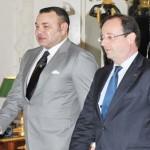 François Hollande en visite au Maroc : Pour des relations plus affermies entre les deux pays