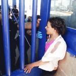 Une femme tabassée et expulsée par les policiers de la ville de Melilla