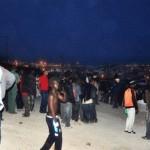 Affrontements entre policiers et migrants près de Melilla