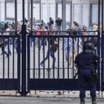 Melilla : Des activistes marocains lancent des pierres sur la police espagnole
