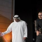 Le Roi prend part à l'inauguration d'un centre d'affaires à Abou Dhabi