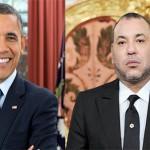 SM Le Roi Mohammed VI invité par Barack Obama