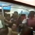 Voyez comment on obtient un siège dans le métro au Venezuela