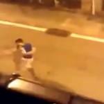 Vidéo Choc: Des Marocains se disputent à coups de couteau dans une rue de Bilbao, Espagne