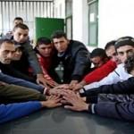 Italie: Des immigrants marocains ont cousu leurs lèvres..