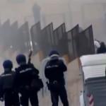 Les violents affrontements entre la police espagnole et résidents marocains à Melilla continuent