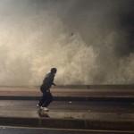 Petit tsunami au Maroc: A Ain Diab Casablanca et Rabat et Salé ce matin