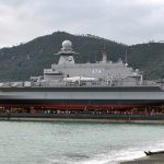 L'Algérie s'apprête à recevoir un navire de guerre Porte hélicoptères en septembre