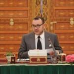 SM Mohammed VI intronisé «roi d'Egypte»