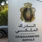 Un gendarme a eu la main sectionne par un criminel à Salé