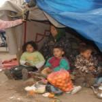 Douar Krimat à Ain Sebaâ :Le cri de Saadia, dont la famille vit sous une charrette