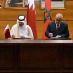 Le Maroc recois un don de 500 millions de dollars de la part du Qatar