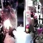 Explosion d'une cigarette électronique sur le visage d'une serveuse (vidéo)