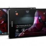 Smartphone. Le Sony Xperia Z2 filme en 4K