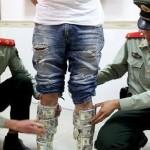 Il portait 580.000 dollars en liquide sous le pantalon!