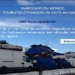 COMMUNIQUE DE L'ADMINISTRATION DES DOUANES ET IMPOTS INDIRECTS