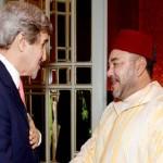 John Kerry, bouche-cousue sur le Sahara
