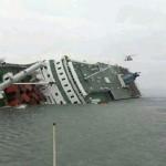 Naufrage d'un ferry en Corée: 3 morts, des passagers terrifiés et près de 300 personnes manquent à l'appel