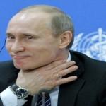 Vladimir Poutine menace de fermer le robinet du gaz vers l'Europe