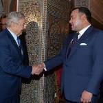 Le célèbre milliardaire George Soros reçu par SM Mohammed VI
