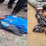 Exclusif: Les citoyens de Ait Melloul arrêté un gang de Tcharmel
