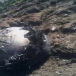 Mystère en Chine: Après une explosion invisible, des objets inconnus tombent du ciel (vidéo)