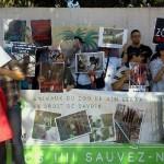 Le Zoo de Rabat, accueil l'arrivée de nouveaux animaux de l'étranger, ceux d'Ain Sebaa meurent dans la misère! (Vidéos)!