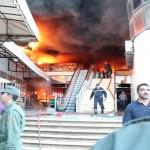 Le Mouvement Amazigh dans le Rif central : Comité Exécutif   Communiqué d'indignation et de solidarité à propos l'incendie du centre commercial « Le Grand Maghreb » à Nador