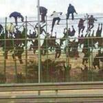 Nador: Un millier de migrants repoussés à la frontière de Melilla