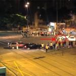 Lyon, un supporter percuté par un véhicule (Vidéo)