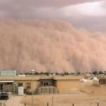 Un immense nuage de sable s'abat sur Téhéran et fait 5 mort