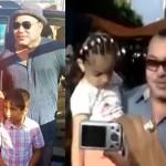 SM le Roi Mohammed VI se promené en Tunisie, et fait des photos avec les gens (Vidéo )