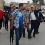 Balade du roi Mohammed VI dans les ruelles de Tunis