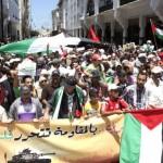 Gaza: Les Marocains dénoncent la barbarie d'Israël