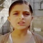 Une jeune Palestinienne lance un message depuis Gaza: «Ne me tuez pas, donnez-moi la chance de vivre» (vidéo)