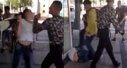 Agression violente sur une fille hollandaise par des adolescents marocains aux Pays-Bas