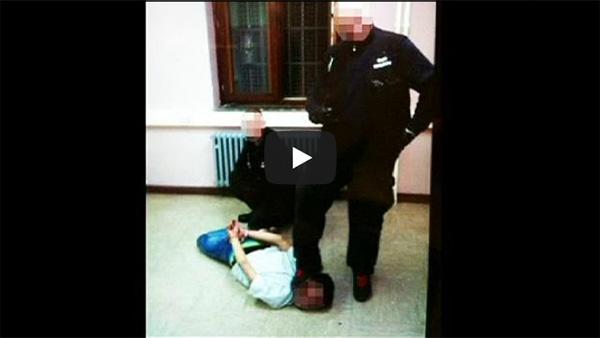Allemagne : Scandale ! Un réfugié Algérien humilié par des agents de surveillance ( Vidéo )