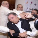 Exclusion définitive du conseiller Aziz Lebbar du PAM (photos)