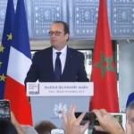 Maroc/France : La main tendue de François Hollande au roi Mohammed VI