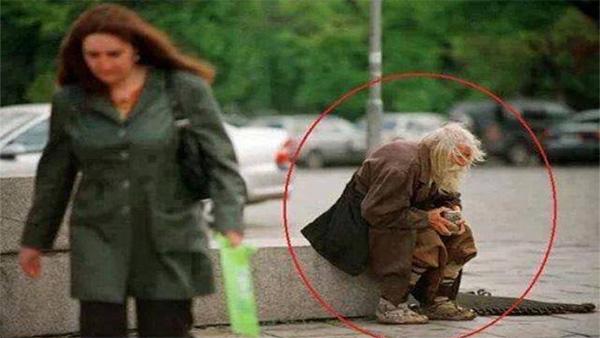 Cet homme est certainement l'un des plus généreux du Monde.