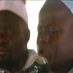 Ousmane, 10 ans, pleure en pleine récitation du St Coran