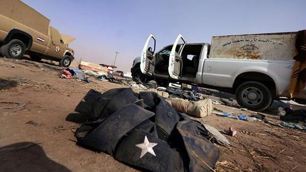 Un kamikaze marocain provoque un vrai carnage parmis l'armée de Bachar Al Assad.