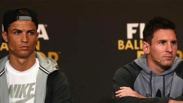Messi, un fils de p*** selon Ronaldo