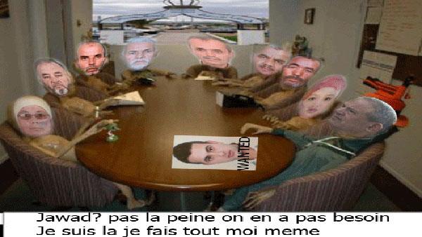 A Bouyafar : Poste du président vacant