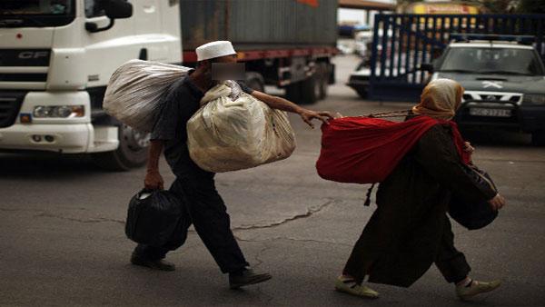 un vieillard âgé de 80 ans décède à la frontière de Melilia